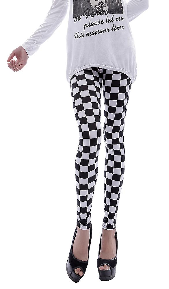 Waooh - Legging checkerboard pattern Dium