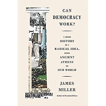 Can Democracy Work?: A Short History of a Radical� Idea, from Ancient Athens to Our World