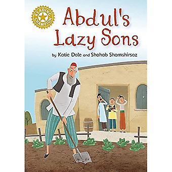 Champion de la lecture: Fils paresseux de Abdul: Independent lecture 9 or (Champion de la lecture)