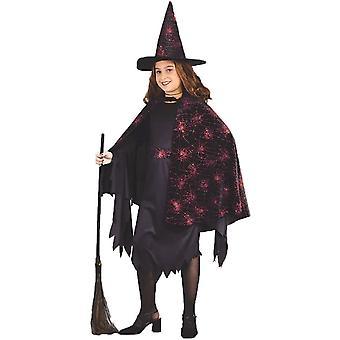 Glitter Witch Child Costume