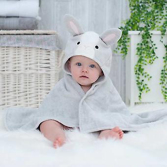 Set de regalo de toalla de Arveja dulce conejito bebé