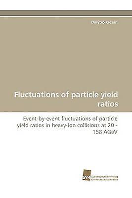Fluctuations of Particle Yield Ratios by Kresan & Dmytro