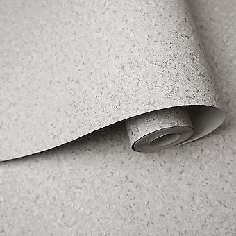 Cork textuur Wallpaper reliëf duidelijke functie muur grijs & zilveren Holden Decor