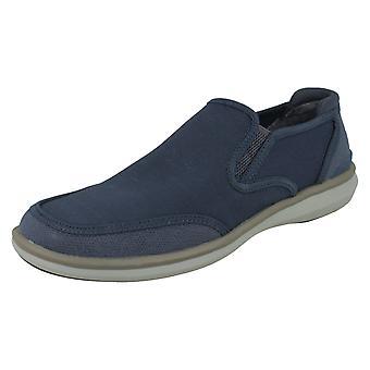 Para hombre Mark Nason Lux resbalón en el zapato de Helston
