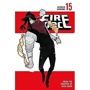 Fire Force 15 (Fire Force)