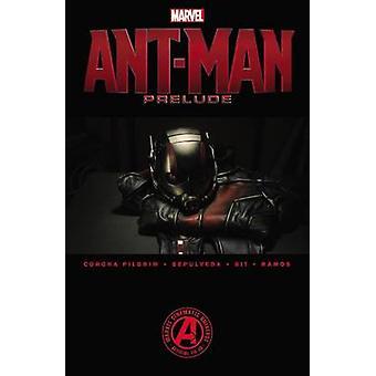 Marvel's Ant-Man Prelude by Will Pilgrim - Miguel Angel Sepulveda - 9