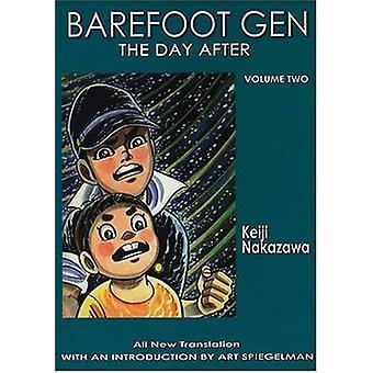 Barefoot Gen - v. 2 - Day After by Nakazawa Keiji - 9780867196191 Book