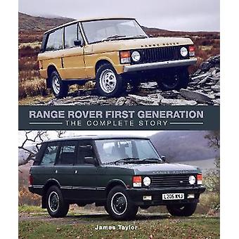 Range Rover First Generation - The Complete Story by James Taylor - 97