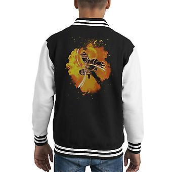 Naruto Soul Kid es Varsität Jacket