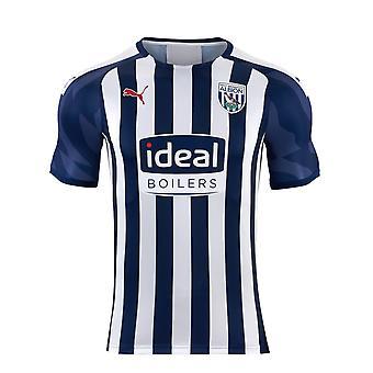 2019-2020 West Bromwich Albion Puma Home Football Shirt