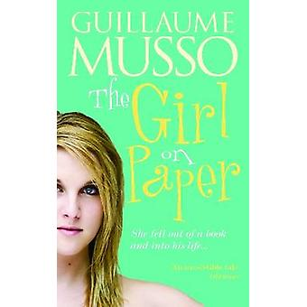 Girl on Paper by Guillaume Musso