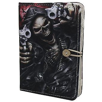 Spiral Direct Gothic ASSASSIN - eReader Folio Case (Kindle 6 inch)|Reaper|Blood