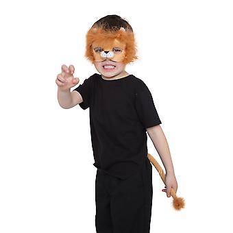 Lion Set (maschera + coda)