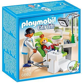 Playmobil tandläkare 6662