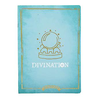 Harry Potter Notebook exercise book Hogwarts Divination new Official Blue A5