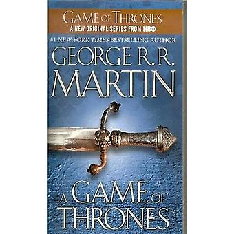 A Game of Thrones by George R R Martin - 9781613832776 Book