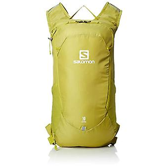 Salomon LC1085200 Trailblazer 10 lätt ryggsäck vandring eller cykling-gul (Citronelle)-10 l