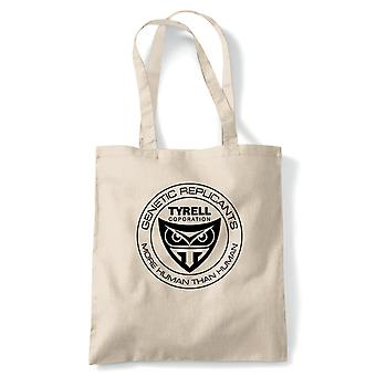 Tyrell Corp Blade Runner tote