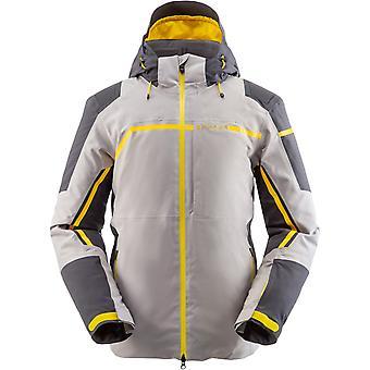 Spyder TITAN Herren Gore-Tex Primaloft Ski Jacke - grau