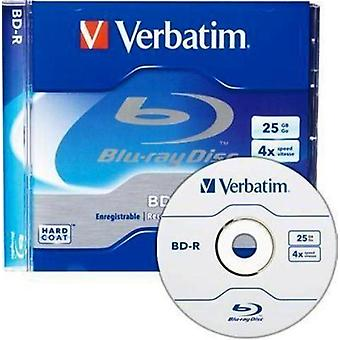Verbatim (96434) BDR 25GB 4X Jewel Case