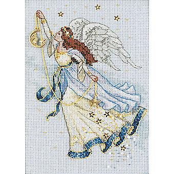 Gold Collection Petite Twilight Angel Counted Cross Stitch K 5