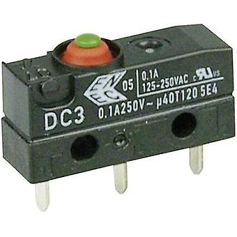 Microswitch 250 Vac 0.1 A 1 x On/(On) Cherry Switches