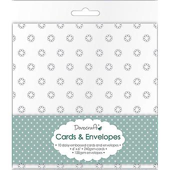 Dovecraft Cards W/Envelopes 6