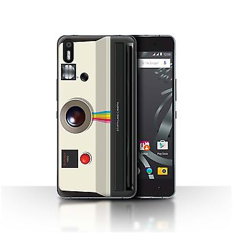 STUFF4 Case/Cover for BQ Aquaris X5/Instant Retro/Camera
