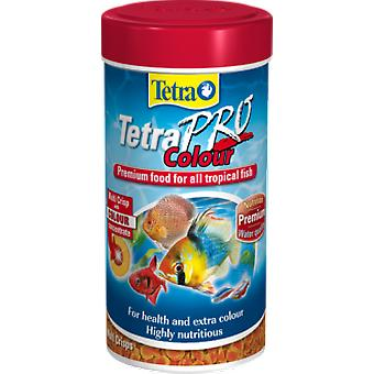 Tetra Pro Color Crips (Fish , Fish Food , Wafers)