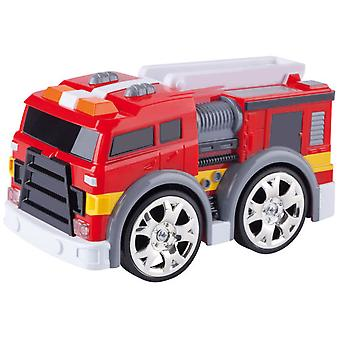 Buddy Toys Fireman Truck RC (Toys , Vehicles And Tracks , Radiocontrol , Land)