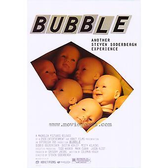 Kupla elokuvajuliste (11 x 17)