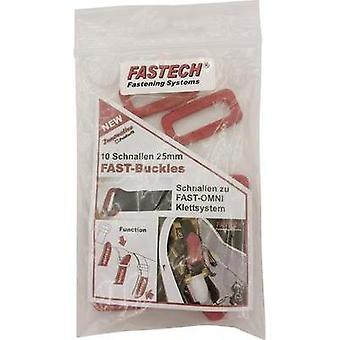 Buckle Red Fastech 672-530-Bag 10 pc(s)