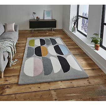 Inaluxe IX06 Rectangle tapis tapis Funky