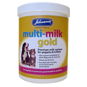 Jvp Dog & Cat Multimilk Gold 500g