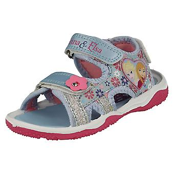 Girls Disney Frozen Summer Sandals