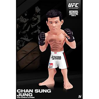 Round 5 UFC Ultimate Collector Series 12 Action Figure - Chan-Sung Jung