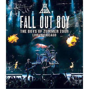 Fall Out Boy - Boys de Zummer Tour: Live em importação de EUA Chicago [Blu-ray]