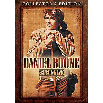 Daniel Boone: Season Two [DVD] USA import