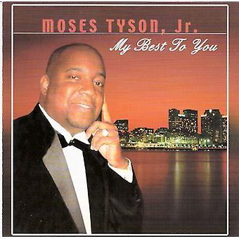 Moses Tyson - mit bedste til dig [CD] USA Importer