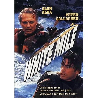 White Mile [DVD] USA import