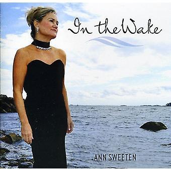 Ann Sweeten - i den vågne [CD] USA import