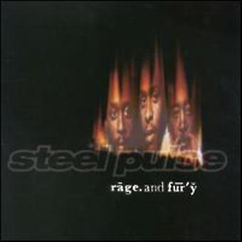 Stål Pulse - Rage & Fury [CD] USA import