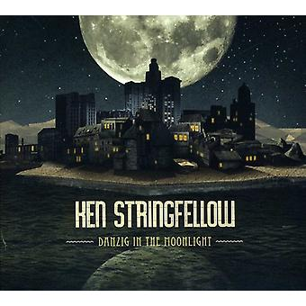 Ken Stringfellow - Danzig i Moonlight [CD] USA importen