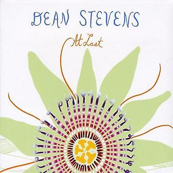 Dean Stevens - At Last [CD] USA import