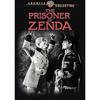 ゼンダ 【 DVD 】 アメリカの囚人をインポートします。
