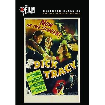 Dick Tracy-detektiv [DVD] USA importerer