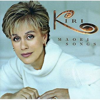 Kiri Te Kanawa - importación de Estados Unidos canciones maoríes [CD]