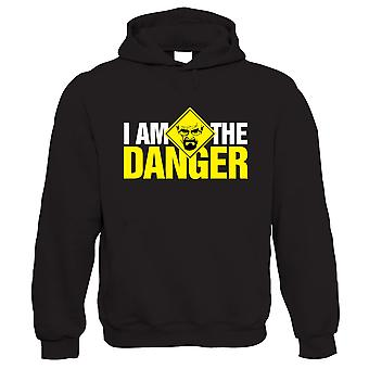 Vectorbomb, I Am The Danger, Mens Cult Hoodie