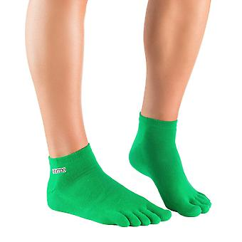 Knitido track & trail UltraLite fresh | Colorful sneaker toe socks for sport and leisure
