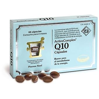 Pharma Nord Activecomplex Q10 30mg. (Quinone) 60cap.